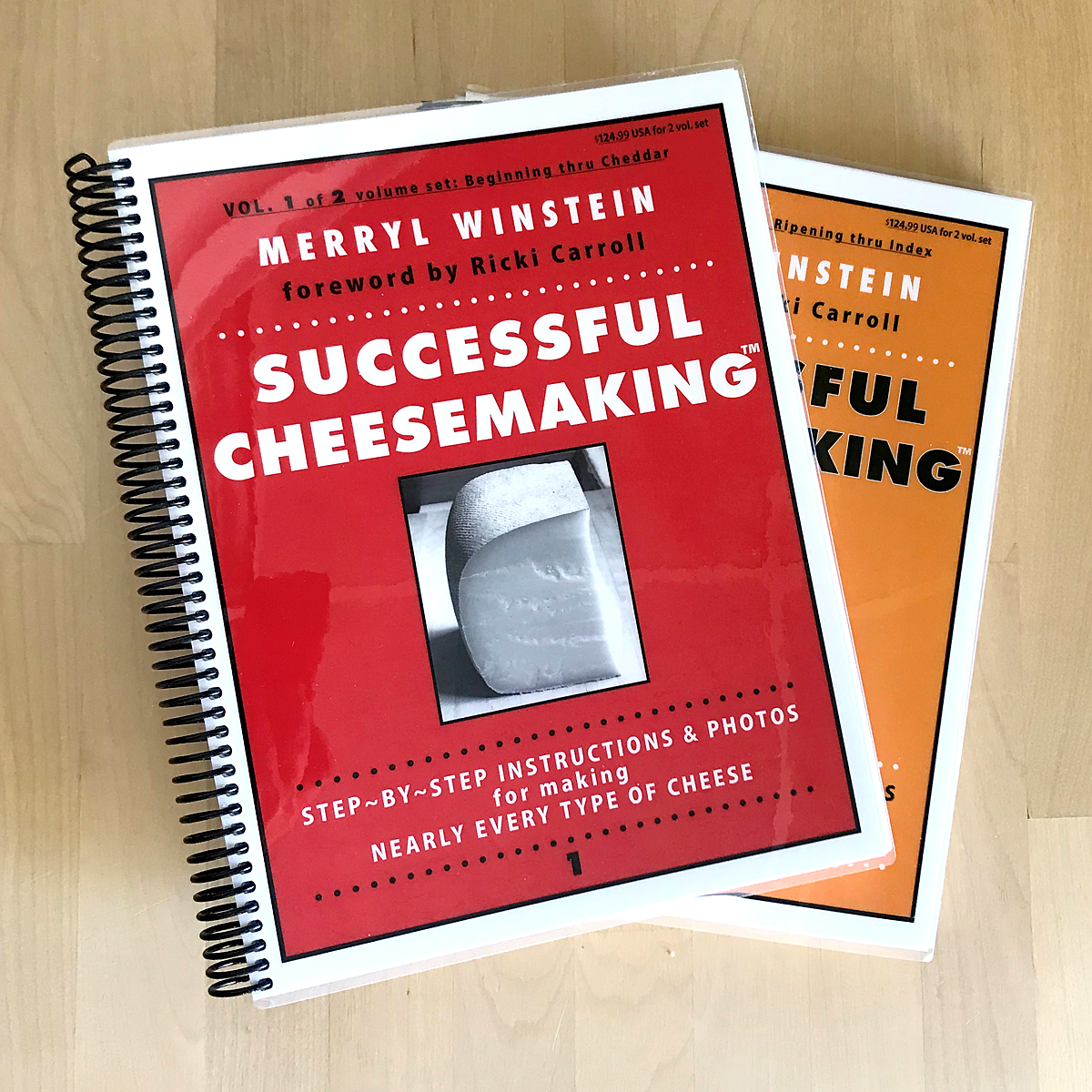 Successful Cheesemaking by Merryl Winstein