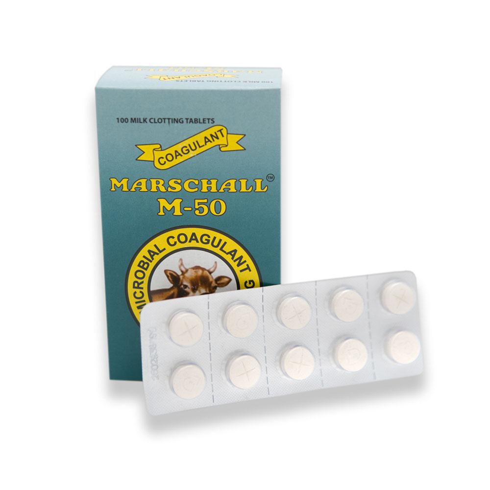 Marschall Rennet Tablets