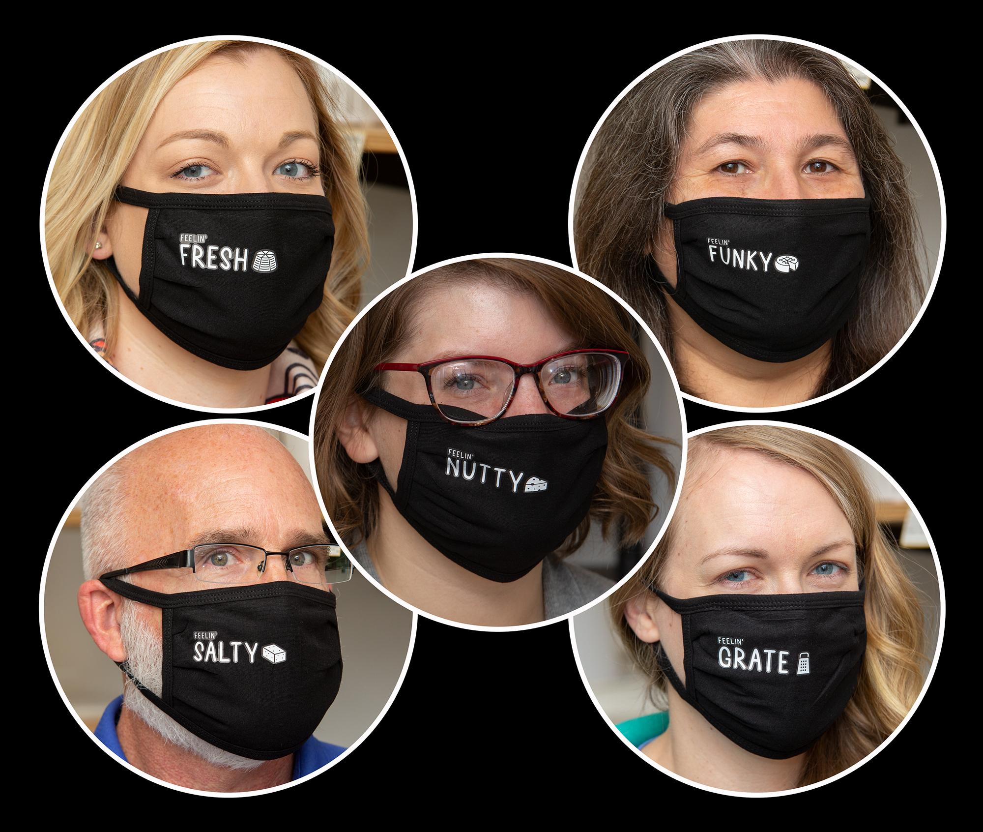 Cheesy Mask Fundraiser